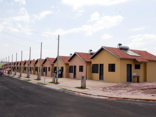 As 806 moradias fazem parte do programa Minha Casa Minha Vida (Foto: Ciete Silvério)