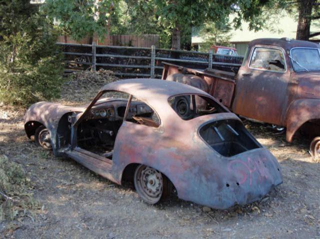 356 Wrecks Barn Finds