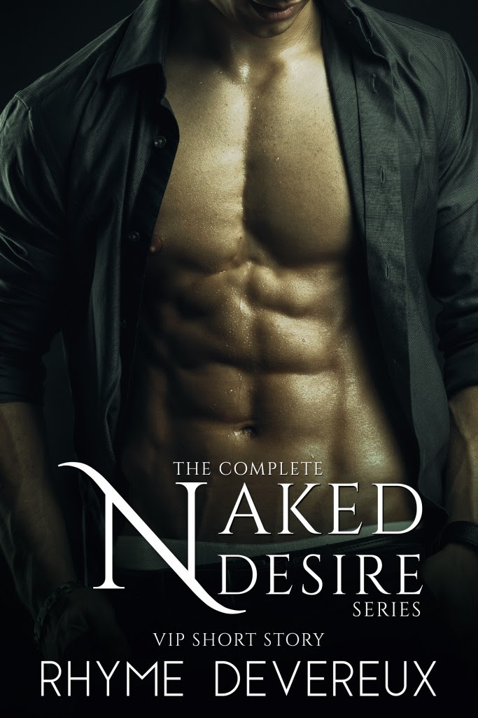 Naked Desire pt Complete Series E-Book Cover