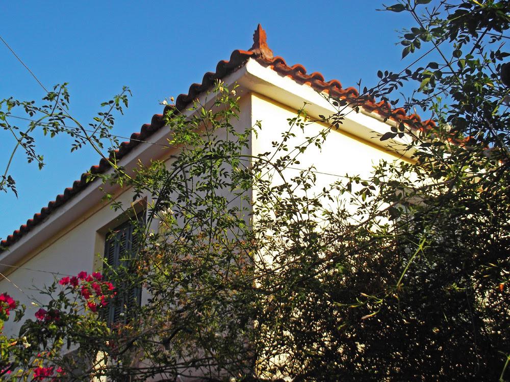 Κατοικία του Καρυωτάκη κατά την παραμονή του στην Πρέβεζα. Όπως είναι σήμερα] Φωτο: Γιάννης Βέλλης