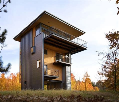 house plans  viewing towers home design