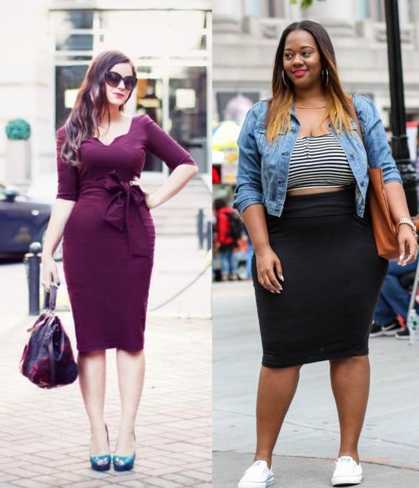 10 essential fashion tips for curvy women