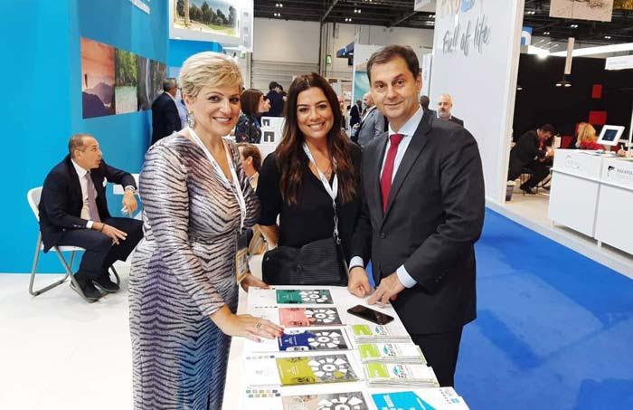 Ήπειρος: Θετικά τα μηνύματα για τον τουρισμό από την διεθνή Έκθεση Τουρισμού WTM