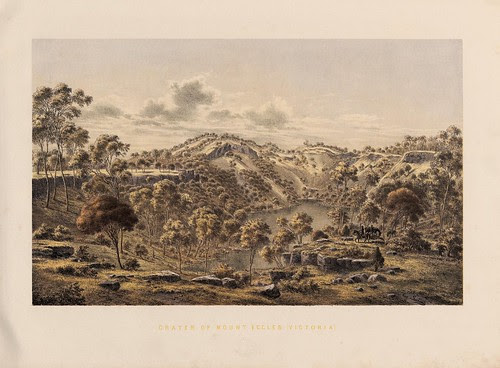 Crater of Mount Eccles (Victoria)