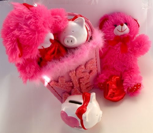 Valentines Days Gift Ideas Be Mine Fluffy Valentines Day Fabric