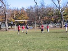 Soccer by Snewy
