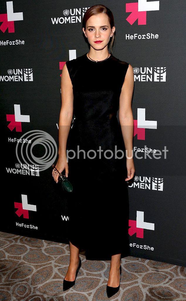 Emma Watson's Fashion Styles on U.N.'s HeForShe Campaign photo emma-watson-un-heforshe-campaign-after-party.jpg