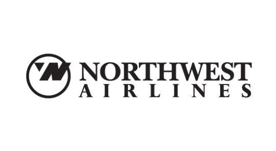 northwest airlines 15 Logos con mensaje oculto explicado