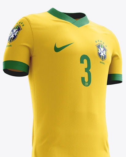 Download Psd Sport T Shirt Jersey Mockup Free