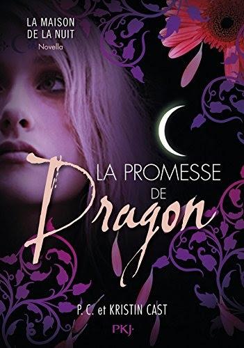 Couverture La maison de la nuit : La promesse de dragon