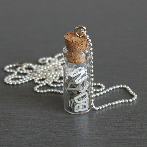 Paper-Type-Vial-Necklace