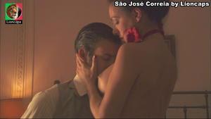 São José Correia nua na serie Equador