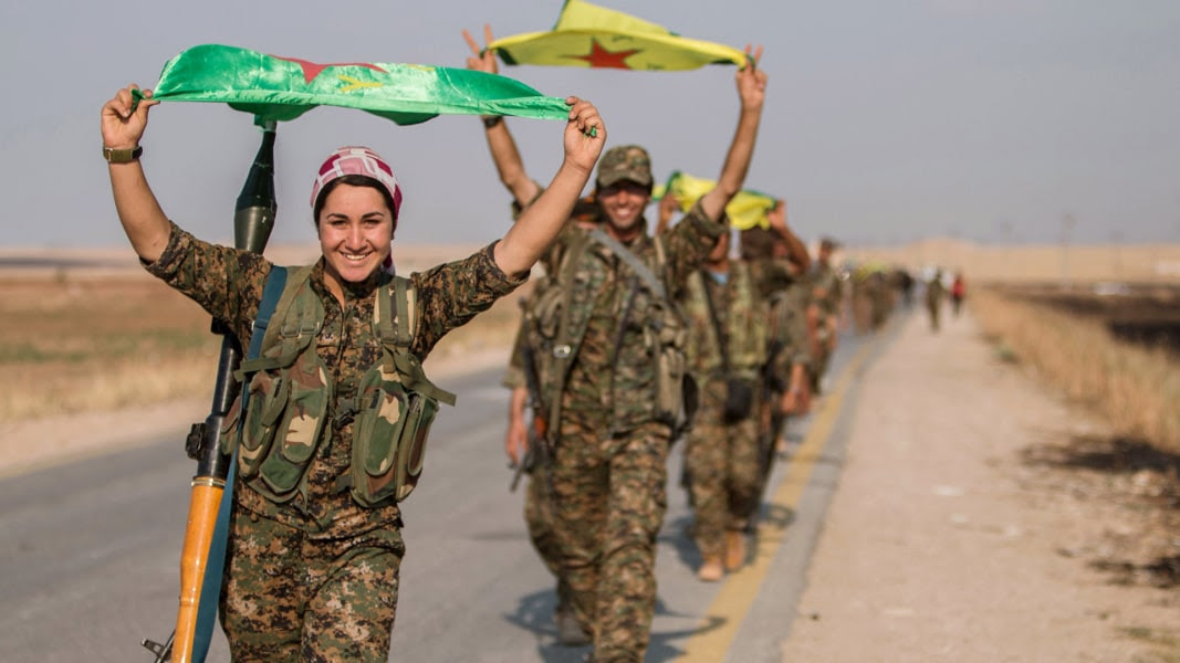 Image result for fighters against isis