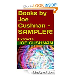Books by Joe Cushnan - SAMPLER!