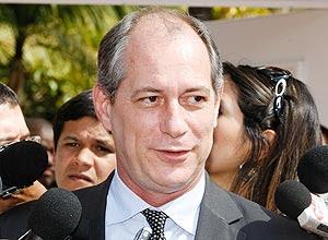 Fernando Collor processou Ciro Gomes (foto) por conta de uma entrevista concedida em 1999