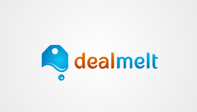 a Mobile App that enables Vendors to service deals/coupons/social interaction with their customers logo design