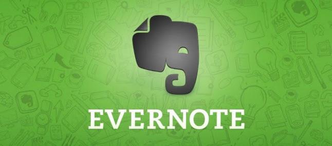 Evernote para Android é atualizado e recebe novo design e recursos