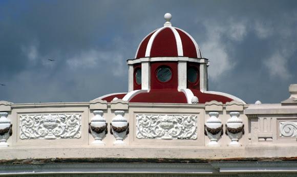 Cúpulas de Sancti Spíritus. Serie Una ciudad testigo del tiempo. Foto: Daylén Vega