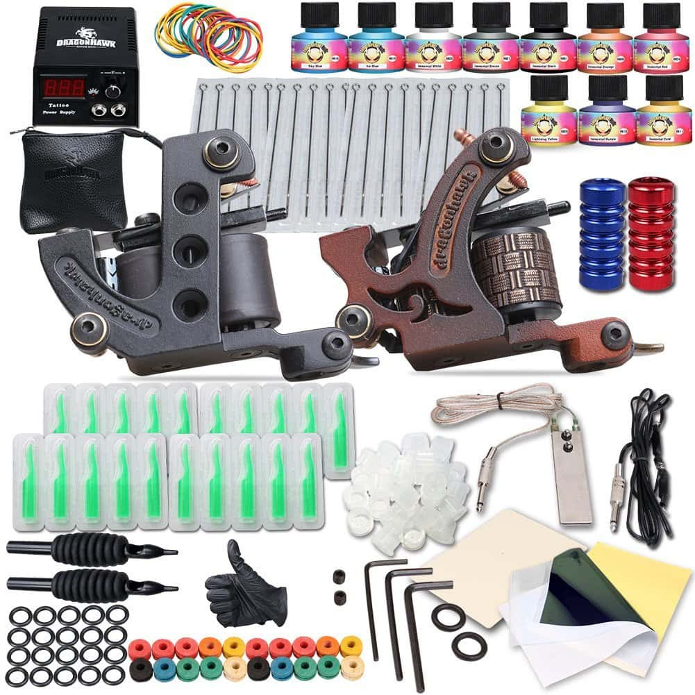 What Is The Best Tattoo Machine For Beginners Cheap Kits Review 2018