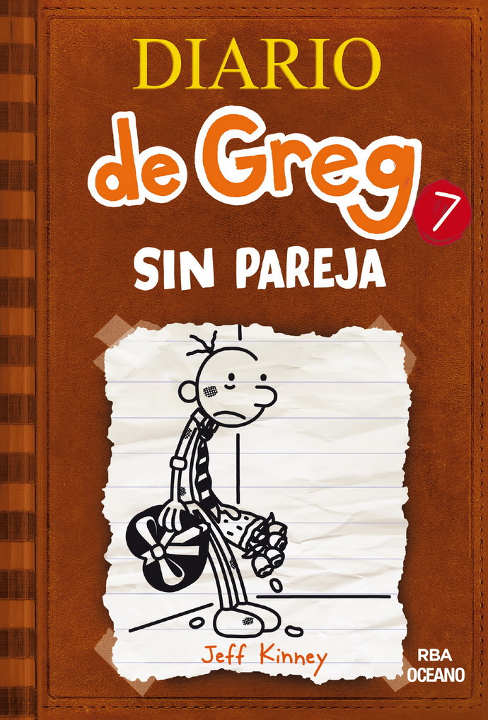 Diario de Greg 7. Sin pareja (Rústica)