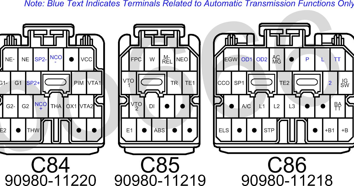 1jz Gte Engine Diagram
