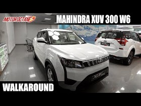 New Mahindra XUV 300 W6- Best All-rounder ?