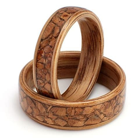Best 25  Wood rings ideas on Pinterest   Ring making