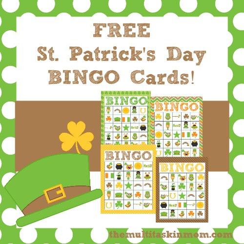 FREE St. Patrick