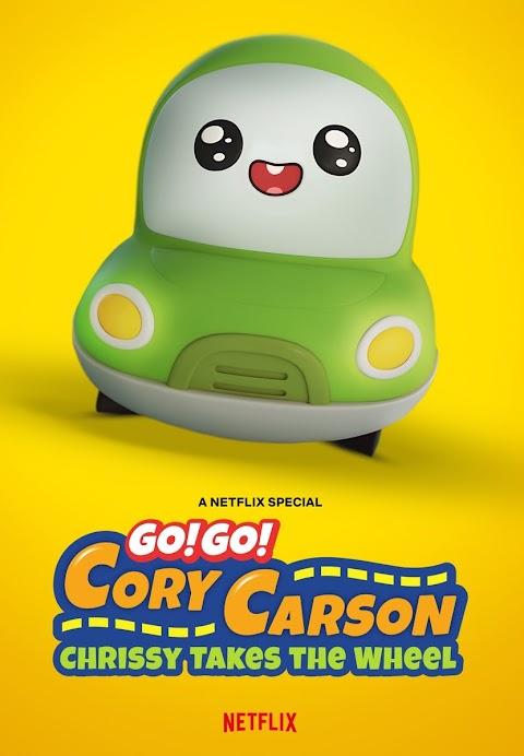 Go! Go! Cory Carson: Chrissy Takes the Wheel (2021) 480p 720p 1080p WebRip Dual Audio (Hindi+English)   Netflix Film