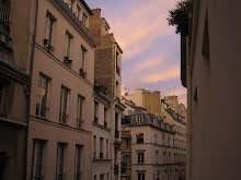 From the rue Francaise apartment