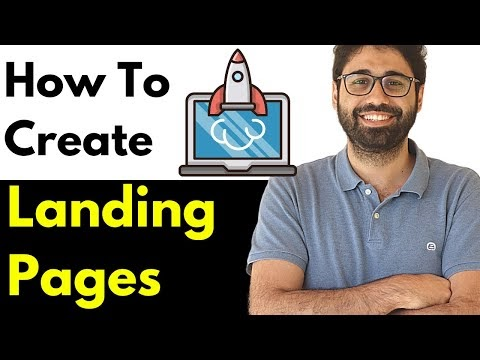 How To Create a Landing Page by PixFort