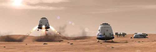 NASA just chose SpaceX to replace the Shuttle for flying astronauts by jurvetson