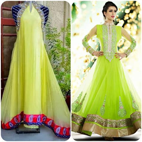 Best Design Dress for Bridal on Mehndi Function & Event
