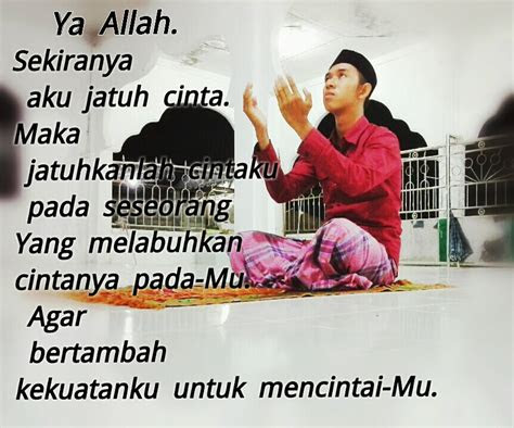 kata mutiara islam penyejuk hati bergambar