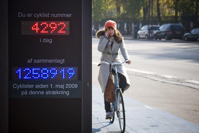 Cyclist 1258919