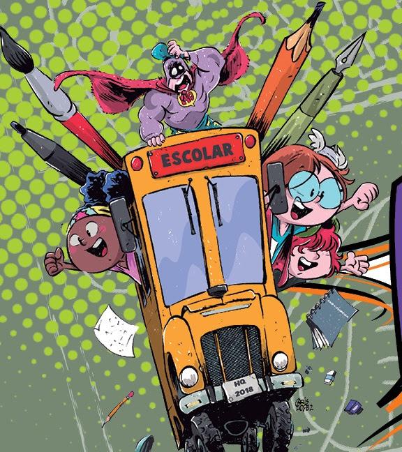 Resultado de imagem para I Encontro Quadrinhos em Sala de aula acontece em Fortaleza