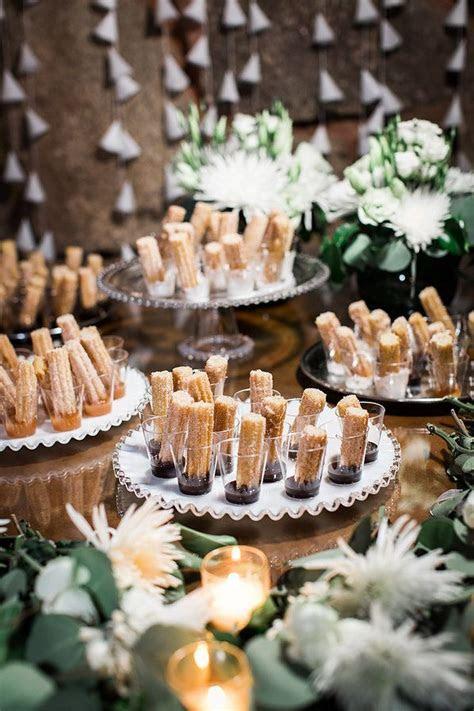 Churros, Wedding Dessert, Wedding Dessert Ideas, Cake