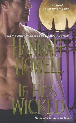 book cover of   If He's Wicked    (Wherlocke, book 1)  by  Hannah Howell