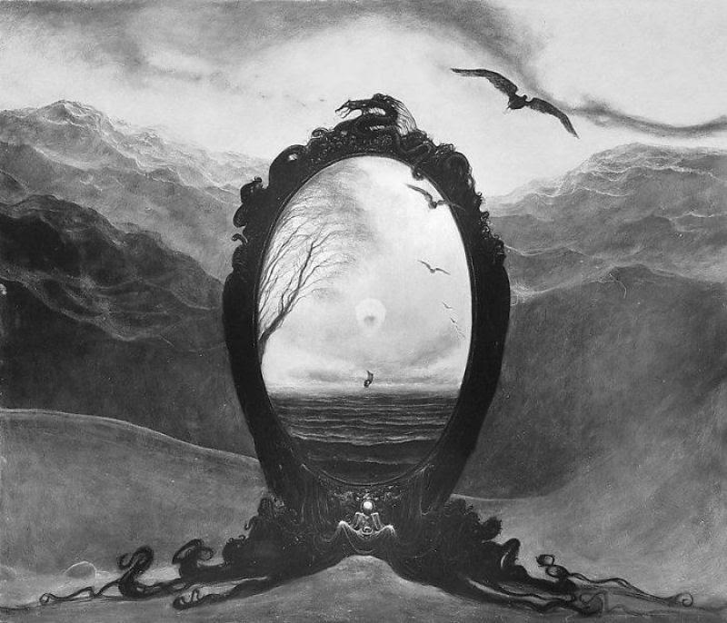 O artista que conseguiu captar o máximo horror dos sonhos 12