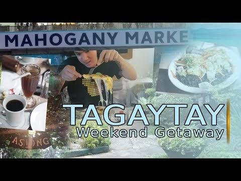 Weekend Trip to Tagaytay | EffieBibi & Friends