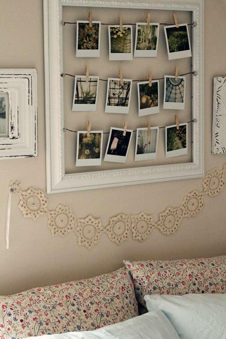 Deko Ideen fürs Wohnzimmer - 33 DIY Inspirationen