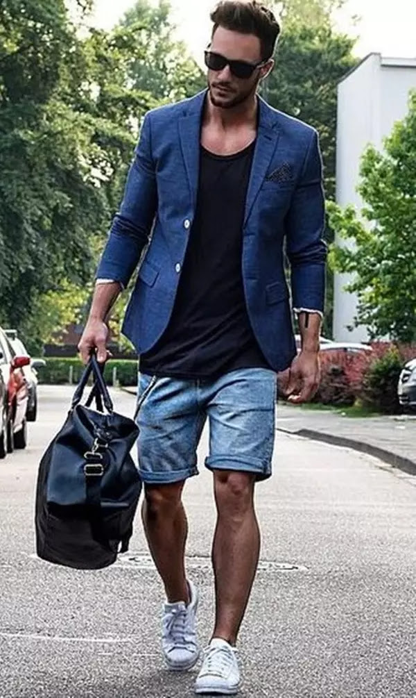 40 summer fashion looks for short men  machovibes
