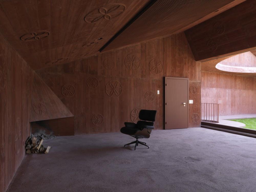 Atelier Bardill - Valerio Olgiati, Arquitectura, diseño