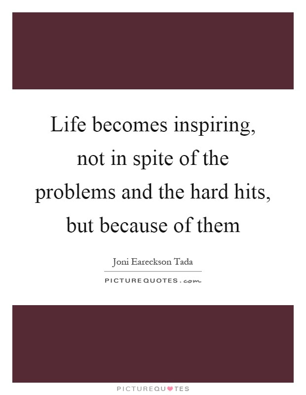 Problem Of Life Quotes Sayings Problem Of Life Picture Quotes