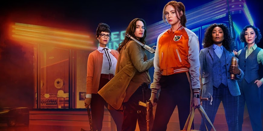 Gunpowder Milkshake (2021) Movie English Full Movie Watch Online Free
