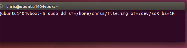 write-img-file-to-usb-drive-with-dd-on-linux