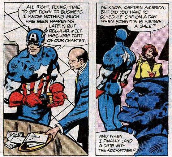 Avengers #204