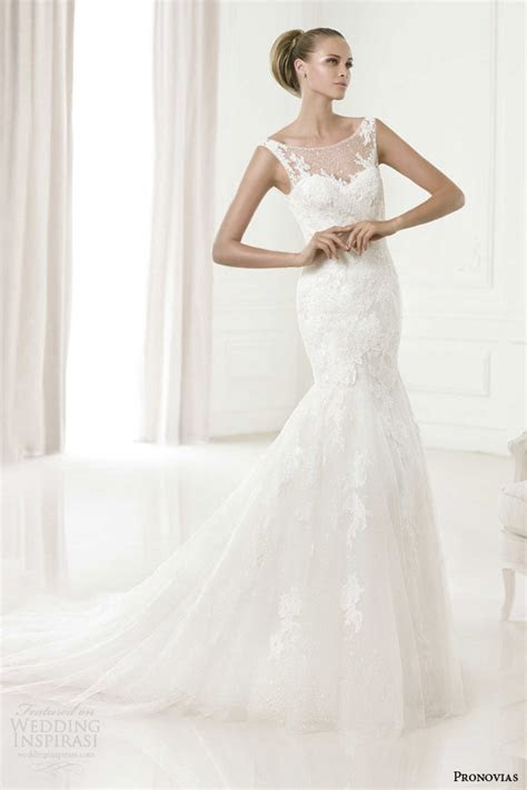 Pronovias 2015 Pre Collection Wedding Dresses ? Glamour
