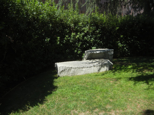 DSCN7742 _ Sculpture Garden, Norton Simon Museum, July 2013