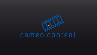 Cameo Content : Boutique Film & Commercial Production Company logo